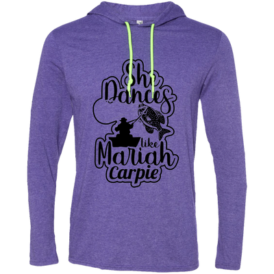 """She Dances Like"" T-Shirt Hoodie"