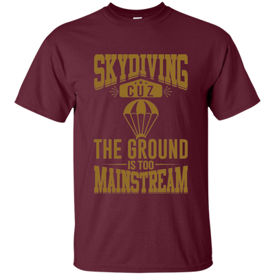 """Skydiving"" Ultra Cotton T-Shirt"