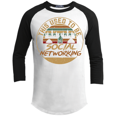 """Social Networking"" Sporty T-Shirt"