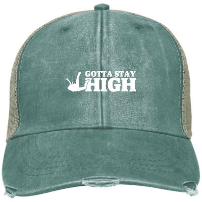 """Stay High"" Adams Ollie Cap"