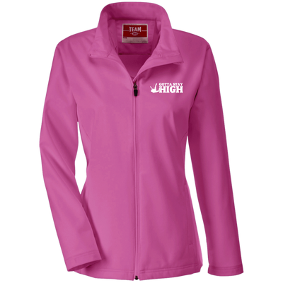 """Stay High"" Ladies' Soft Shell Jacket"