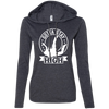 """Stay High"" Ladies' T-Shirt Hoodie"