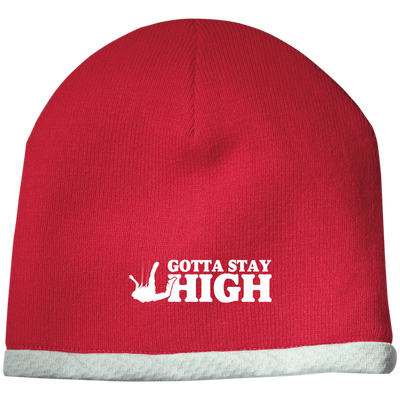"""Stay High"" Performance Knit Cap"