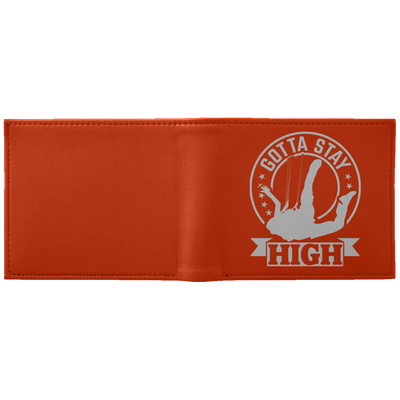 """Stay High"" Wallet"