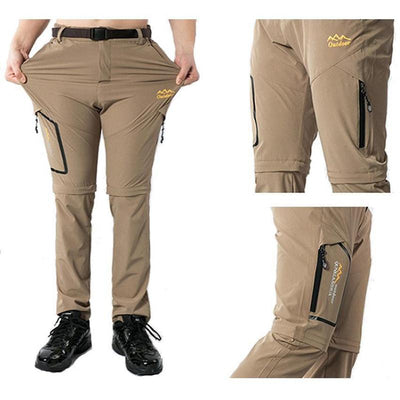 Storm - Mens QuickDry Convertable Pants