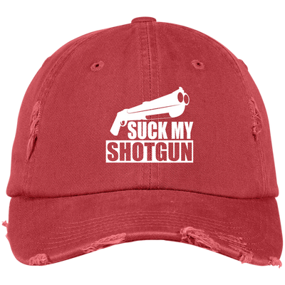 """Suck My Shotgun"" Dad Cap"