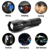 TacPro 2000: High-Power Tactical Flashlight