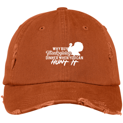 """Why buy? Hunt it!"" Dad Cap"