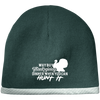 """Why buy? Hunt it!"" Performance Knit Cap"