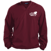 """Why buy? Hunt it!"" Pullover V-Neck Windshirt"