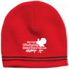 """Why buy? Hunt it!"" Sport-Tek Beanie"