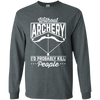"""Without Archery"" Ultra Cotton T-Shirt"