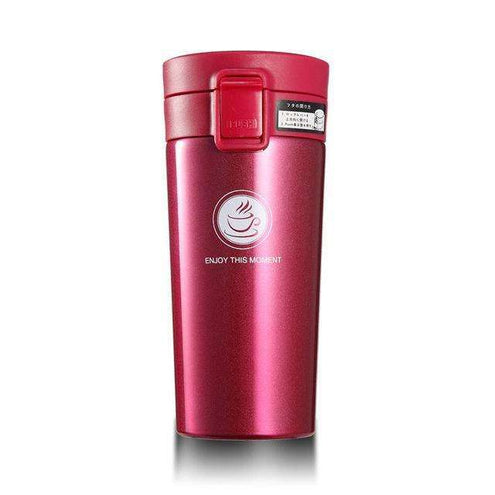 MugLife - Thermos pour café long : 360ML / AQW310 red
