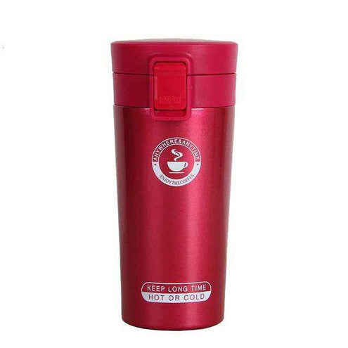 MugLife - Thermos pour café long : 500ML / AQW061 red