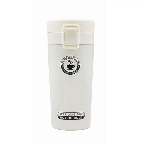 MugLife - Thermos pour café long : 500ML / AQW061 white