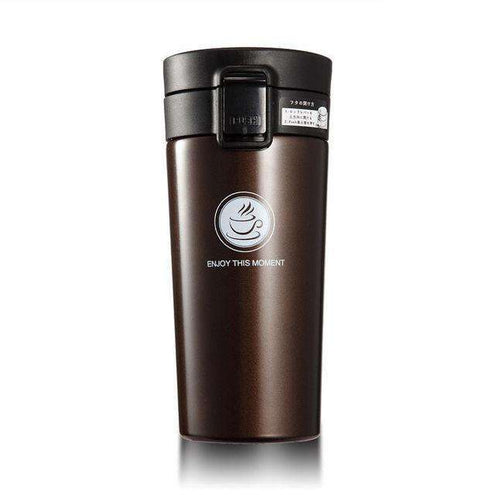 MugLife - Thermos pour café long : 360ML / AQW310 brown