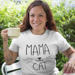 Mama Cat - T-Shirt - Cats On Catnip