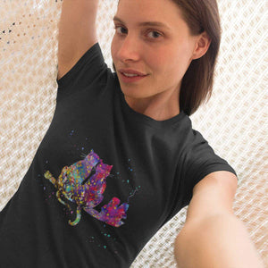 Glittery Rainbow Cats - T-Shirt - Cats On Catnip