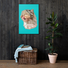 Personalized Cat Canvas - Cats On Catnip
