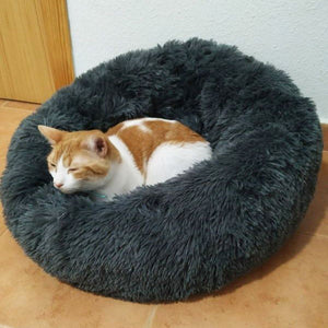 Marshmallow Cat Bed - Top Seller! - Cats On Catnip
