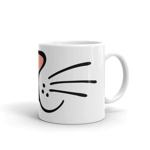 Cute Cat Face - Mug - Cats On Catnip