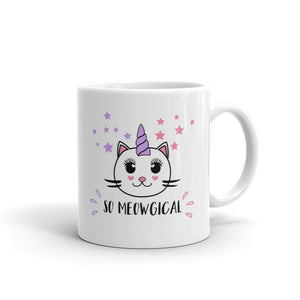 So Meowgical - Mug - Cats On Catnip