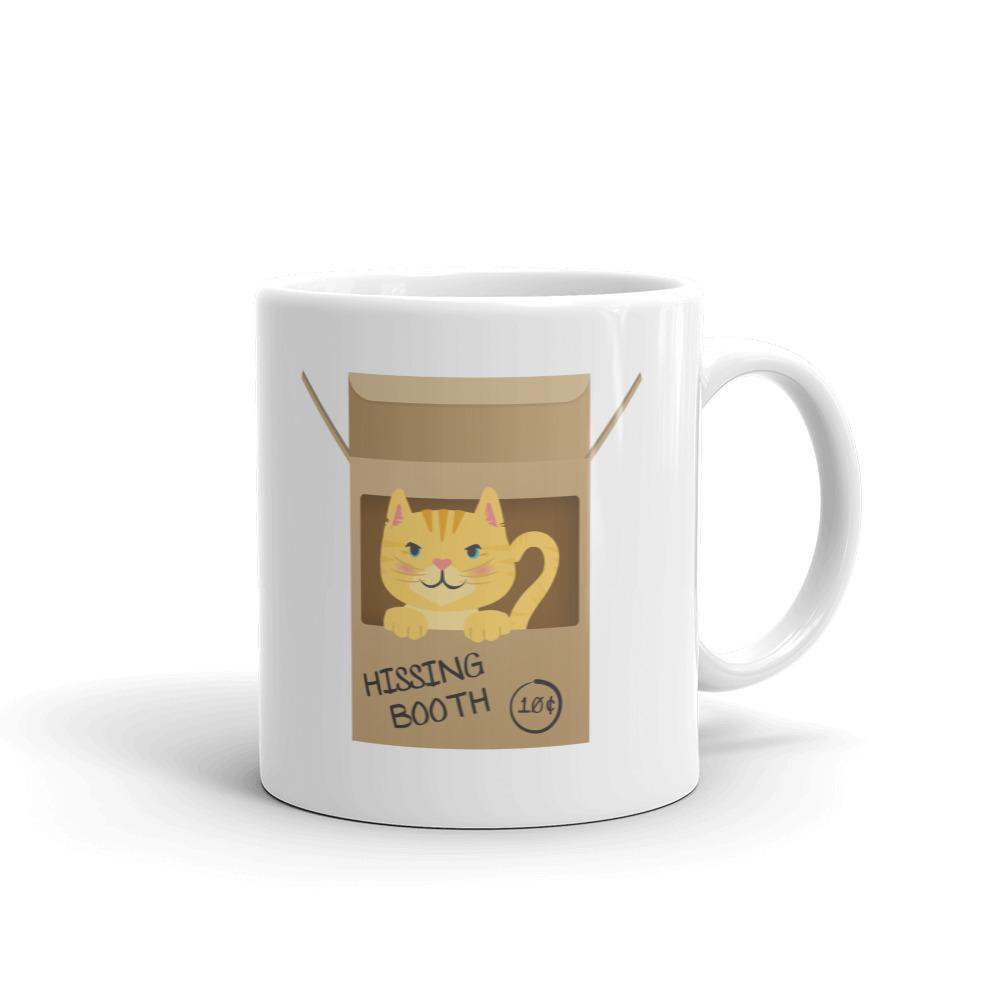 Hissing Booth - Mug - Cats On Catnip