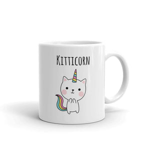 Kitticorn - Mug - Cats On Catnip