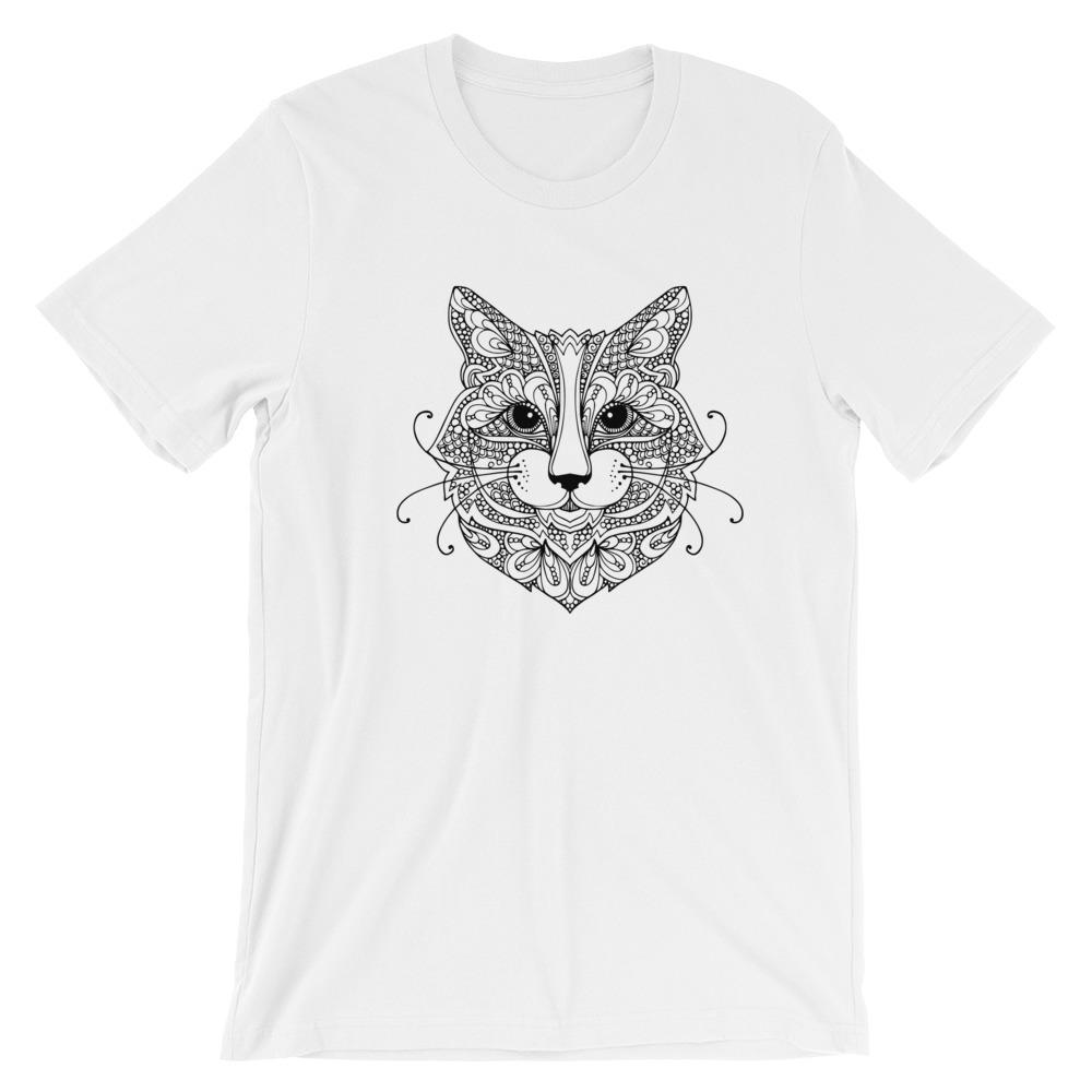 Mandela Cat T-Shirt - Cats On Catnip
