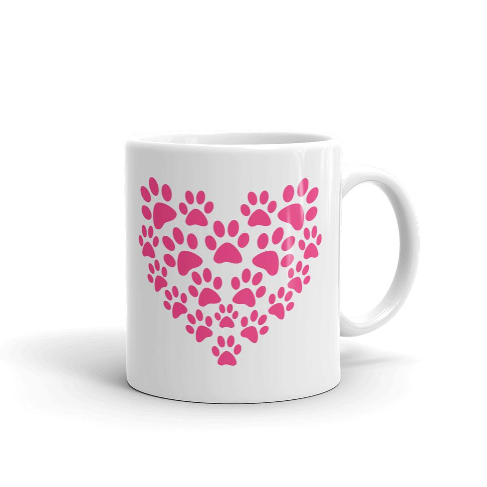 I Heart Cats - Mug - Cats On Catnip