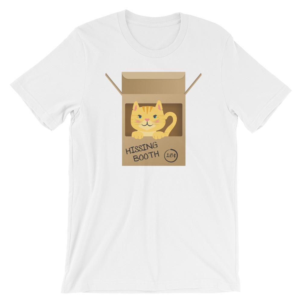 Hissing Booth - T-Shirt - Cats On Catnip