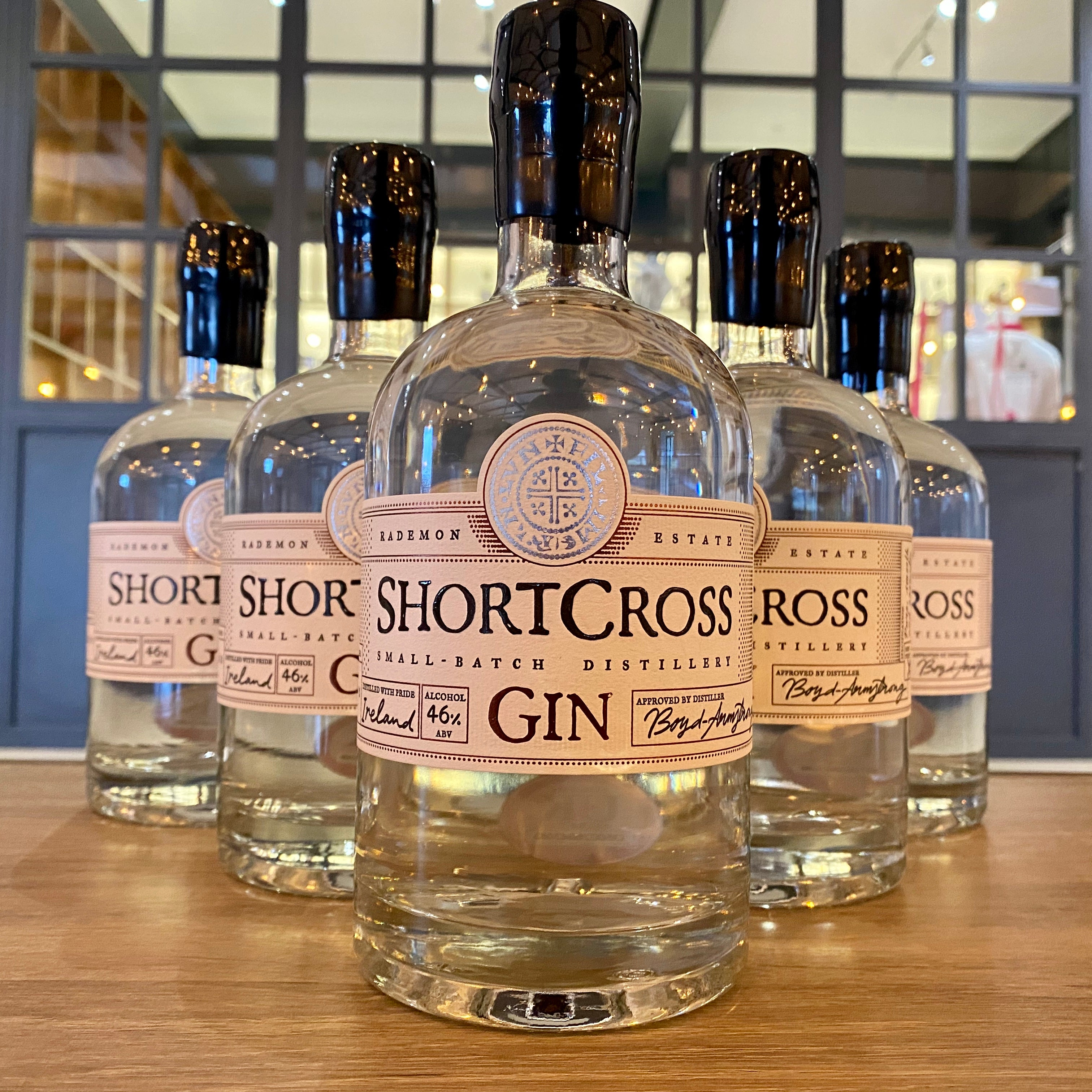 Case of 6 Shortcross Classic (70cl)