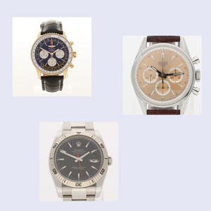 6 Reasons To Buy a Pre Owned Watch