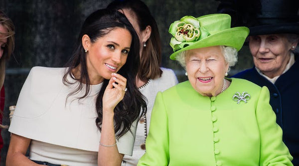Duchess of Sussex Pearl Earrings