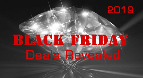Gold Arts 2019 BLACK FRIDAY in store deals finally revealed!