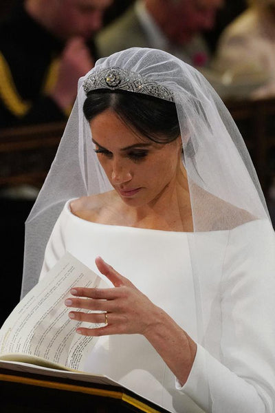 Meghan Markle Duchess of Sussex Tiara