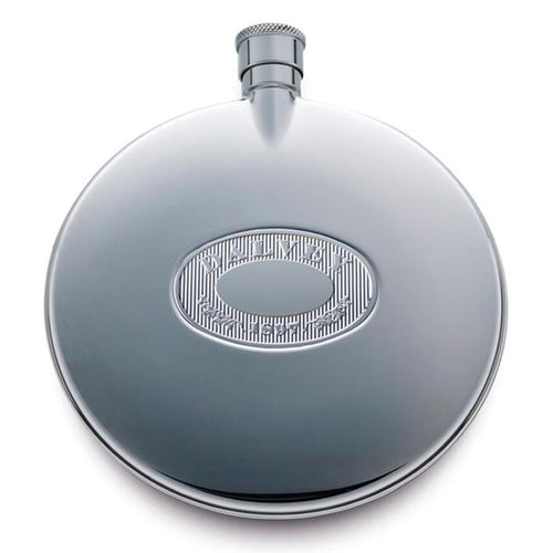 Dalvey Classic Stainless Steel Flask