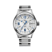 BALL Watch Fireman Racer, Stainless Steel Bracelet