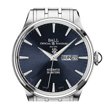 BALL Watch Trainmaster Eternity Stainless Steel