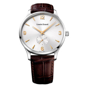 Louis Erard Watch 1931 Ultra Thin, Leather Strap