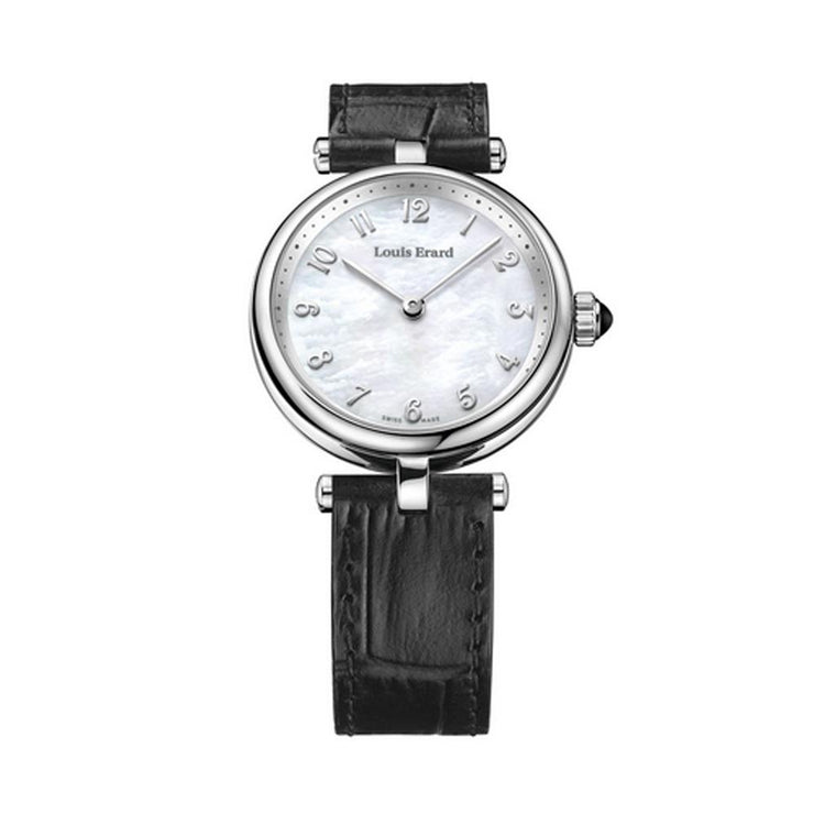 Louis Erard Watch Romance, Ladies Mother of Pearl Quartz