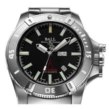 BALL Watch Engineer Hydrocarbon Silver Fox Stainless Steel and Rubber Strap Limited Edition Boxed Set