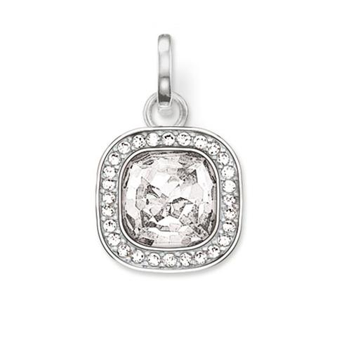 Thomas Sabo Sale - Glam & Soul White Secret Cosmo Pendant PE687-051-14
