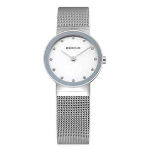 Ladies Classic 26mm Stainless Steel Bering Bracelet Watch