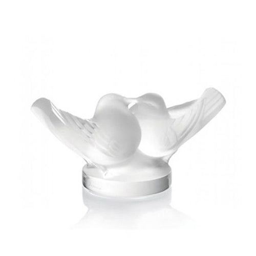 Lalique Two Lovebirds - Large