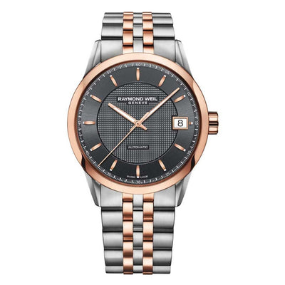 Raymond Weil Men's Freelancer Automatic Bracelet Watch, 2740-ST5-60021