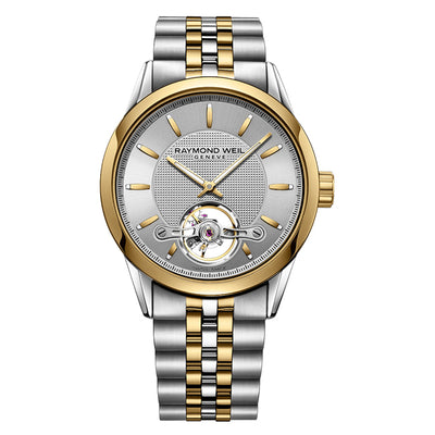 Raymond Weil Men's Freelancer Automatic Bracelet Watch, 2780-STP-65001