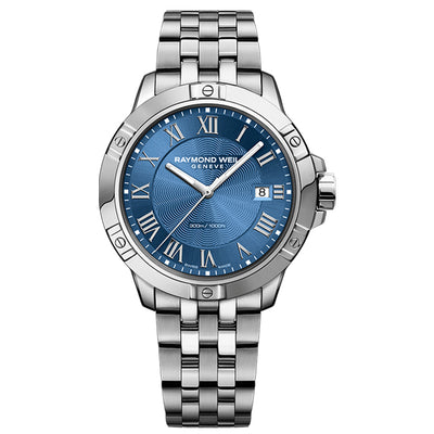 Raymond Weil Men's Tango Quartz Bracelet Watch, 8160-ST-00508