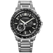 Citizen Men's Satellite Wave-World Time GPS Eco-Drive Bracelet Watch