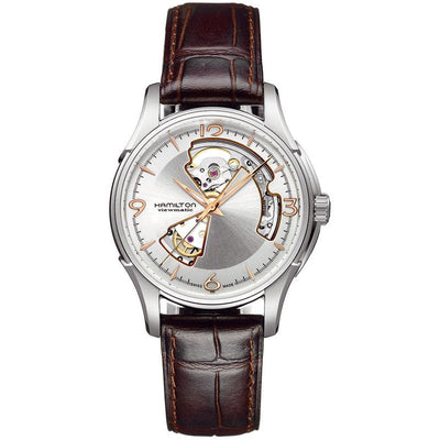 Hamilton Jazzmaster Open Heart Automatic Strap Watch, H32565555